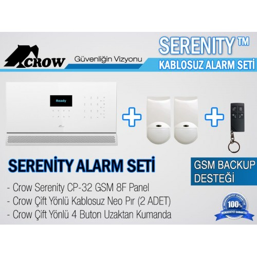 crow serenity cp-32